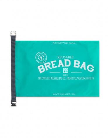 Aqua Bread Bag