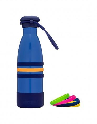 Yumbox Insulated Bottle - Ocean Blue