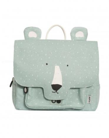Satchel Mr Polar Bear