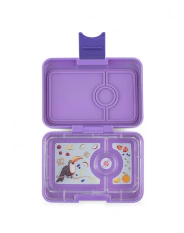 Yumbox Mini - Dreamy Purple